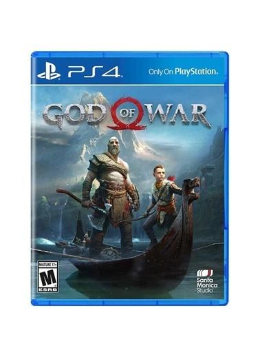 Sony God Of War PS4 Oyun - Türkçe Altyazı Renkli